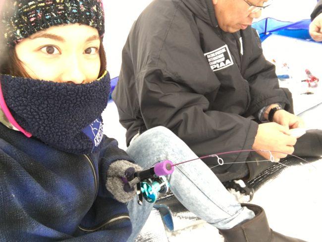 ドライフ チカ釣り 釧路トヨタ