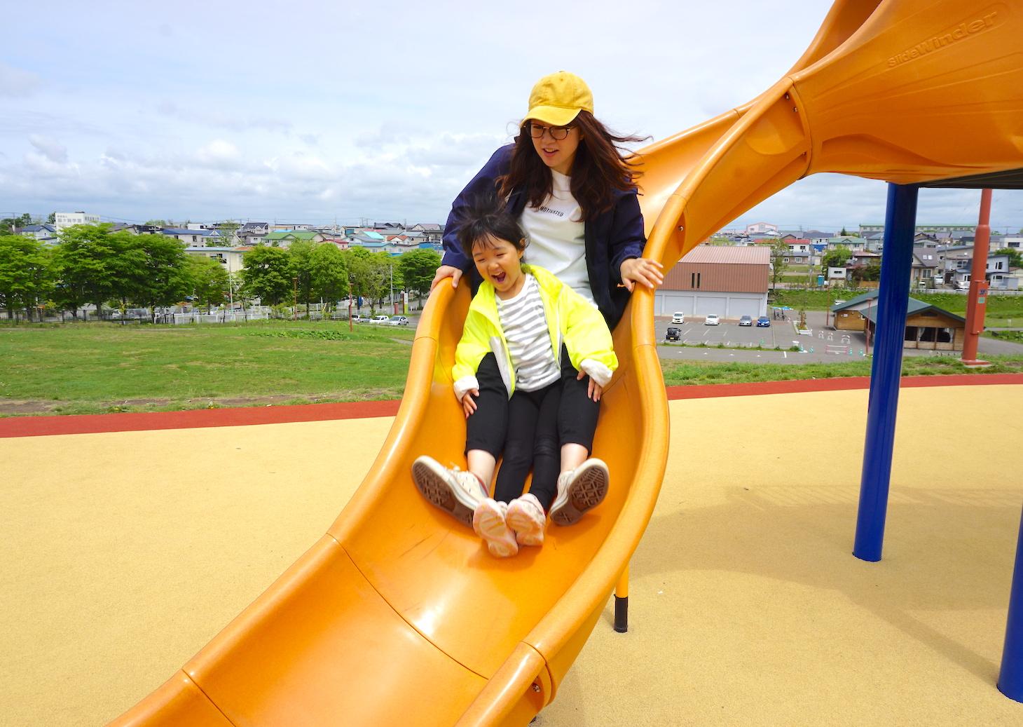 釧路トヨタ ママ社員厳選!子連れにおすすめ『緑ケ岡公園』レポート