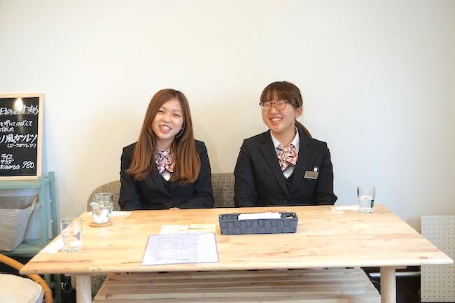 釧路 緑ヶ丘にあるcafe fika(かふぇ ふぃーか)へやってきた釧路トヨタ社員