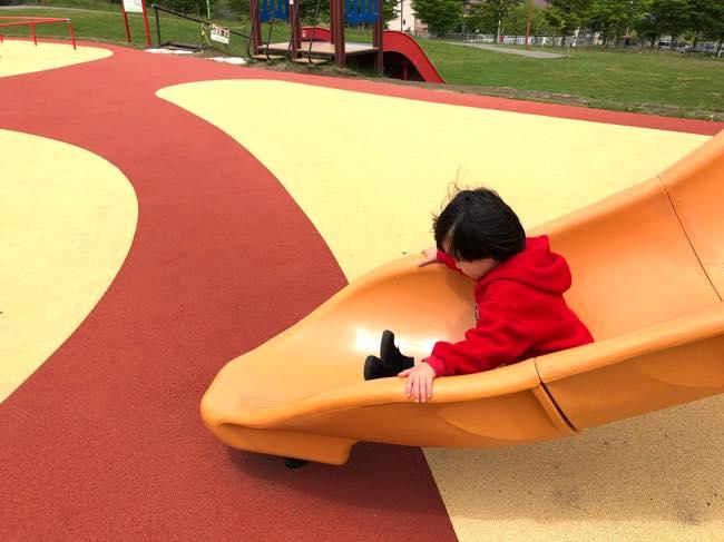 釧路 緑ケ岡公園の床