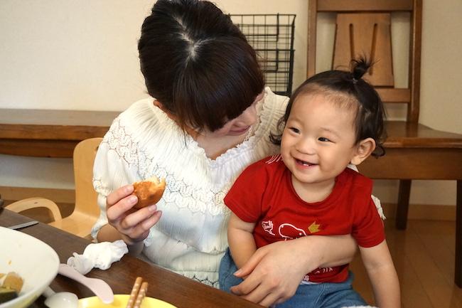 釧路のキッチンスタジオ「tanomana.studio」ママのためのKid'sルーム付きパン教室