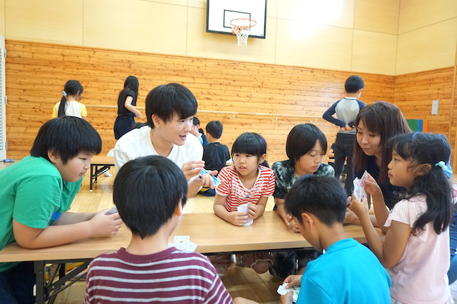 釧路のボードゲームサークルlotus代表の山本翔さん