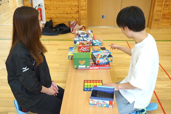 釧路トヨタ社員が釧路のボードゲームサークルlotusで一日インストラクター体験!