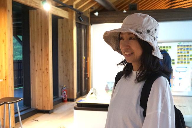 観光クリエイターの原田 香苗さん