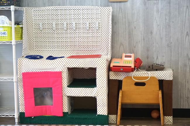 釧路のHAY HOME(ハイホーム)が牛乳パックで作ったもの