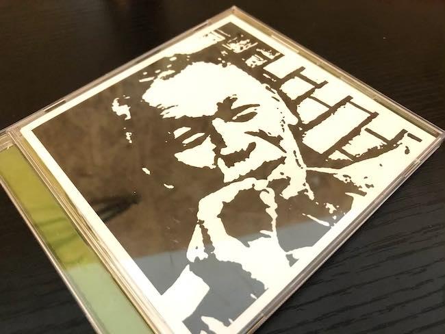 新井武士さんのアルバム「俺だけの唄の中で・・・」