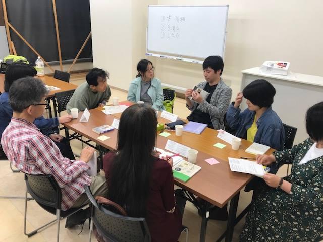 『読書普及協会チーム釧路』活動の様子