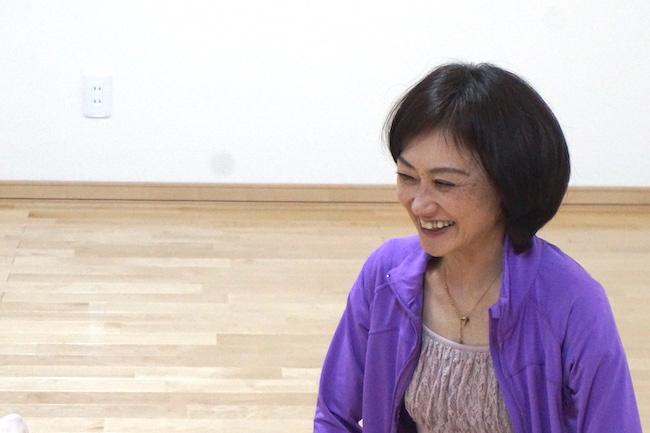 釧路のバレエスクール ティアラの様子